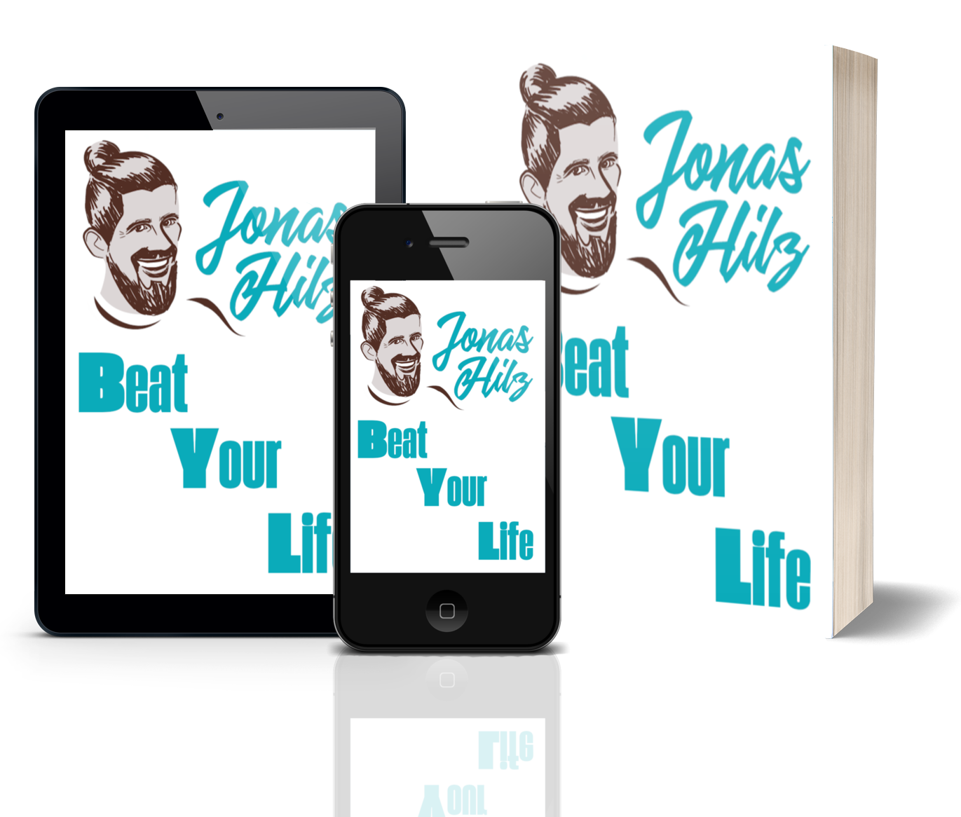 Jonas Hilz Beat Your Life Hörbuch